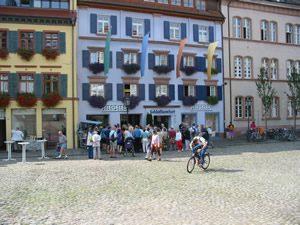 Unser Haus am Augustinerplatz