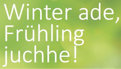 Frühlingswochen bei Stiegeler am Augustinerplatz bis 18. Mai 2013