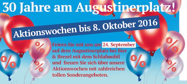 Stiegeler – 30 Jahre am Augustinerplatz