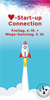 Start-up Connection Flyer - Freiburg 5.10.2019