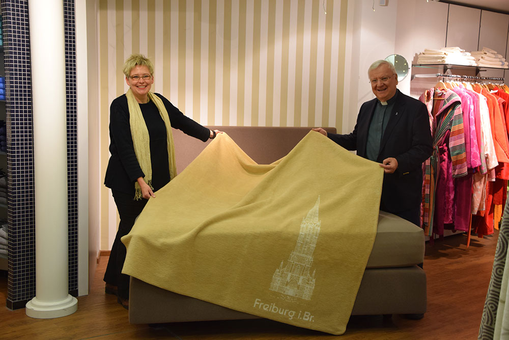 Stiegeler Münster Freiburg Decke